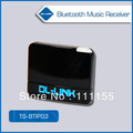 Hot Sale, Bluetooth music Receiver for iPod/iPhone Docking Speaker ,black or white color,free shipping