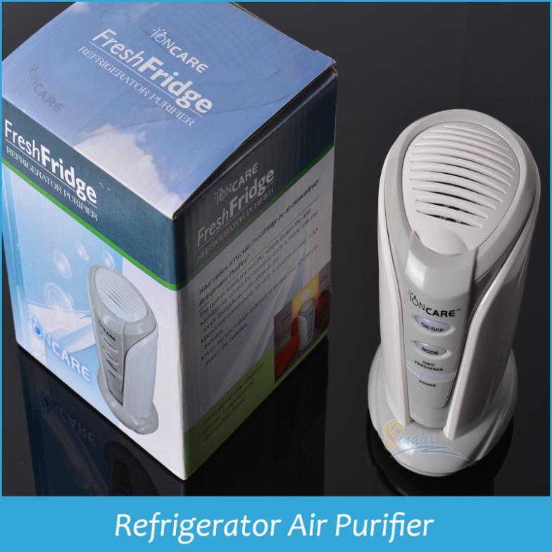 FreshFridge Refrigerator Air Purifier,New IONIC Air Purifier pro fresh cleaner IONIZER ozone anions FRIDGE,factory price(China (Mainland))