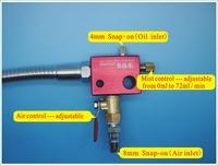 Multi Function Mist Coolant System Air Adjustment   Valve  WD-01 New