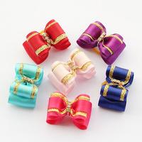 dreambows Handmade Dog accessories Simple Ribbon Bow 21009 Pet Dog Bows