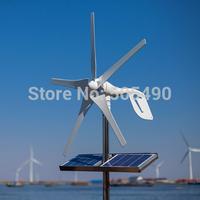 Wind Turbine ; Wind Turbine 600W Max ; Combine With Wind/Solar Hybrid Controller (LCD Display)