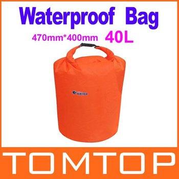40L Terylene Canoe Kayak Rafting Camping Waterproof Dry Bag Size M H8071M Freeshipping Dropshipping Wholesale