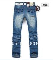 Kingtime Freeshipping  Men's Pants Jeans Casual Fashion  KTA60 Asian size