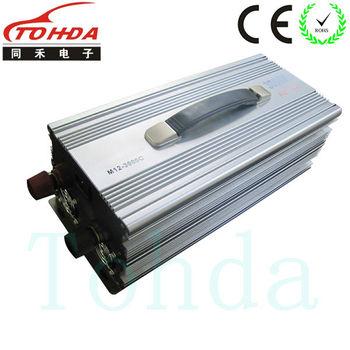 HOT SALE! 3000W DC12V to AC 220V LED digital display tube  Power Inverter