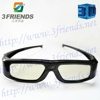 Free shipping  new 3D TV Active Shutter Glasses  new brand For Sharp SONY LG Panasonic