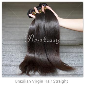 Wholesale:5pcs/lot,human virgin hair brazilian weft,top quality,no lices no gray hair