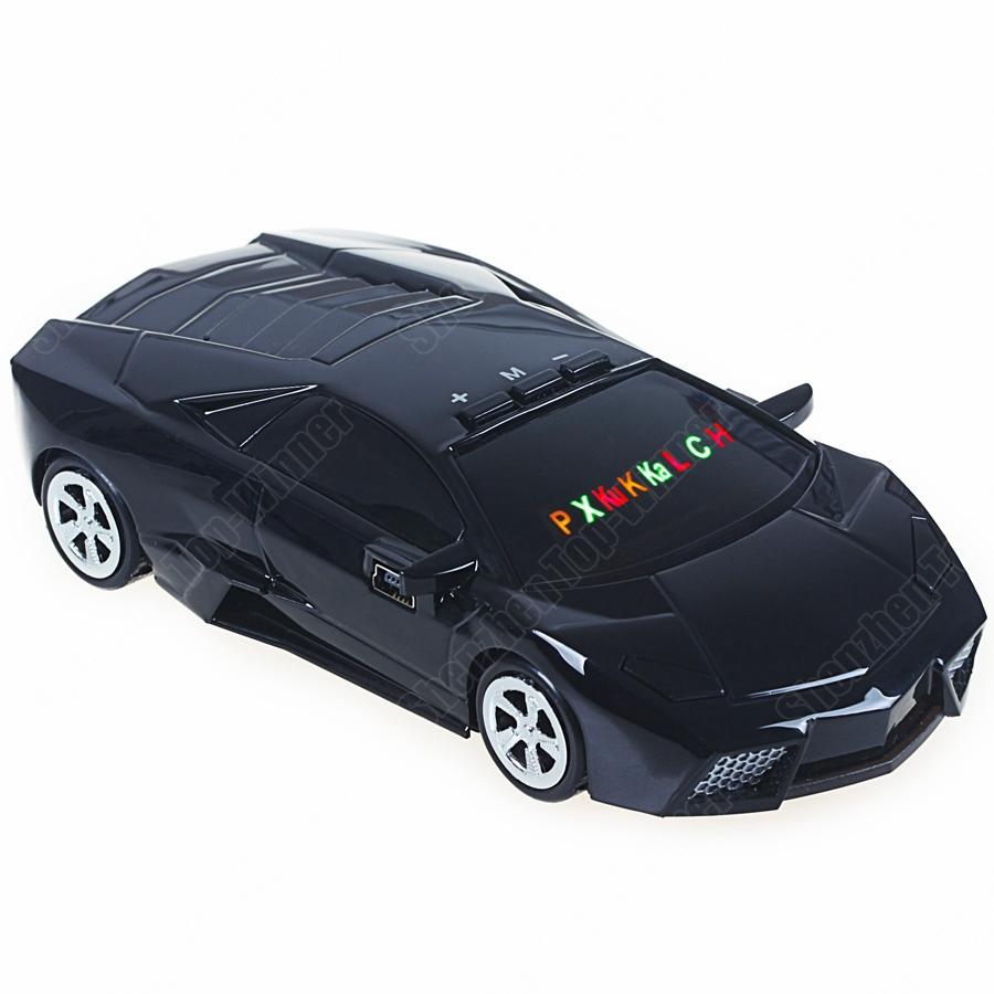 2 цветов - суперкар радар-детектор с русский / английский голос цвет из светодиодов детектора автомобиля анти-радар-детектор лучшее качество