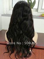 Custom Order Newest Malaysian Hair U Shape Lace Wigs