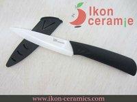 """Free Shipping! 4""""AJX Ceramic fruit knife New 100% Zirconia & scabbard Ceramic Knife(AJ-D4001W-CB)"""