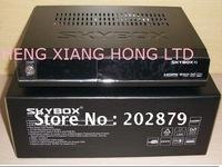 Hong Kong Post Air Mail Free Shipping  original Skybox F3 Satellite receiver Dual-Core CPU 1080P Full HD DVB-S2 MPEG4 PVR CCCAM