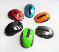 New Discount cheapest 2.4G wireless mouse for laptops Desktop mouse computer with Free shipping novelty items mini/usb