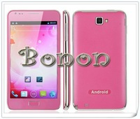 n8000+N8000 MTK6577/75  3G GPS + AGPS Android 4.0.3 Version  5.0 inch Capacitive Touch Screen Mobile Phone CPAM shipping free