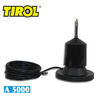 T17032a  5,000Watt AM Capable CB Antenna High Quality Magnet Mount   Amateur Antenna FreeShipping