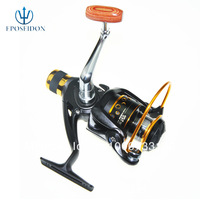 Free Shipping Superior Metal Spinning TN300/400/500 Fishing Reel Saltwater/Freshwater 9+1BB