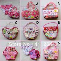 Wholesale 35pcs/lot(2-9Y) 7 in 1 girls briefs floral Underwear, Children/Kids/girls briefs/panties Free shipping
