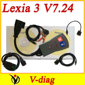 price highly cut down!!1 Citroen Peugeot lexia3 Diagnostic Tool pp2000 lexia 3,lexia-3,lexia3 for citroen peugeot FREESHIPPING