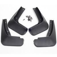Volkswagen VW Jetta Mk6 2012 2013 2014 Mud Flaps Splash Guard 4pcs