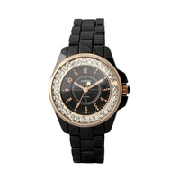 New Fashion Mens Dial Classic Elegant Steel Analog Quartz Wrist Watch