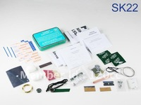 Free Shipping SK22-C Camping Survival Kit Outdoor Survival Kit