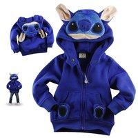 Coat baby jacket cartoon model coats,stitch jackets many style and size in stock ,  free shipping