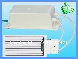 Hot Sell DC12V / 24V,  AC 110V / AC220V Ozone Generator 3.5g/h For Vehicles 6pcs Start + Free Shipping