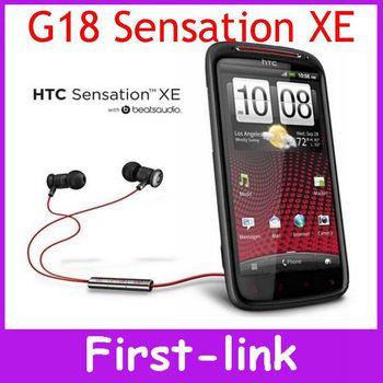 HTC Sensation XE Z715e G18 Original unlocked Cell phones 4.3 inch Touch Screen GPS WIFI 8MP Camera Free Shipping