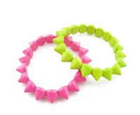 Minimum Order $20 (mixed order) Fast   Fashion Jewelry Special Promotion Bullet bracelets Hot sale