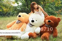 Gaga deal 2013 Christmas Gifts Low price 100cm Plush Teddy Bear Toys Big Plush Doll Birthday gift Valentine's Day Gift