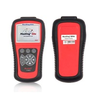 [Authorized Distributor] AUTEL MaxiDiag Elite MD802 4 system + DS model MD 802 PRO (MD701+MD702+MD703+MD704) auto code reader