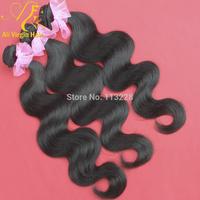 Mix length 12-30inch body wave 3pcs/lot queen virgin brazilian hair, human hair extensions 3.5oz/pcs free shipping