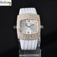 Fashion Rhinestone Dress Watches Quartz Women Watch Casual Luxury Lady Crystal Wristwatches New Clock