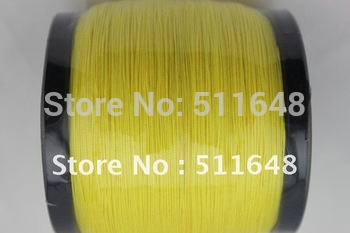 Free Shipping 1000M/piece PE Dyneema Braid Fishing Line 4 strand fishing tackle 90LB,100LB