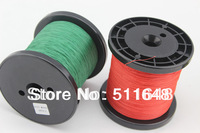 Free Shipping 1000M/PCS 15LB Spectra Extreme Strong Braided Fishing Line Dyneema