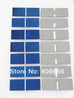 80 pcs 17.6% efficiency 52x19mm solar cell, poly crystalline solar panel DIY Kit value pack&