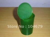 13dr=50ml Hinged-lid pop top container,Pop Up vials (1,215pcs/lot) Door to door free shipping,Factory Supply discount!