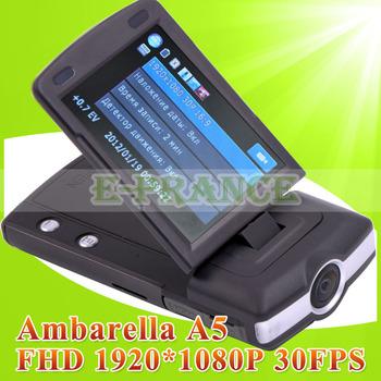 [Cheap] FULL HD 1080P S1000 Car Dash Camera H.264 Super Night Vision Seamless Record and Ambarella A5 HDMI Port Built in 32MB