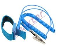 NEW Anti Static Antistatic ESD Adjustable Wrist Strap Band Grounding CHWPWS01