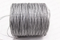 Free Shipping 1000m 400lb Spearfishing rope braid DYNEEMA flat version SPECTRA extreme strong 1.4mm 12 weave