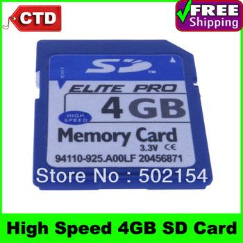 High Speed 2GB/ 4GB/ 8GB/ 16GB SD Secure Digital Memory Card