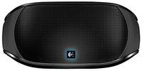 10pcs/LOT Black Logitech Mini Boombox Bluetooth Speaker Touch Panel Portable Speakerphone Built-in Microphone(984-000204)