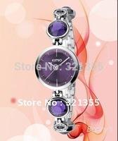 Brand Eyki Kimio Watch Women Ladies Crystal Luxury Bracelet Watches  Stainless Steel Quartz Dress Watches Relogio