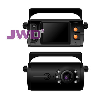 Cheapest Car DVR with russian R520,720p 132 Degrees Wide Angle Car Video Recorder,SD Card: Up to 32GB, vehicle  black box