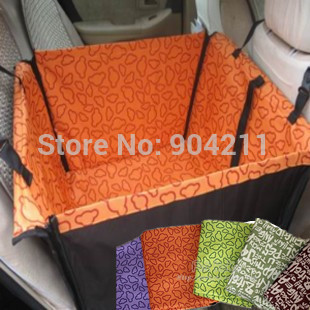 Pet car carrier pet carry dog car seat cover cat carriers 3D 50*50*32cm good quality 8 colors free shipping+free gifts