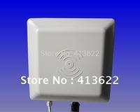 Fedex Free Shipping 8dbi Antenna RS232/RS485/Wiegand Read 6M Integrative UHF RFID Reader Free SDK+Cards- Big Discount