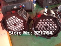 Free shipping Whole sale 36 x 3 W Non Waterproof  LED Par light with DMX 512