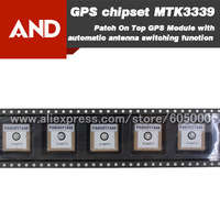 FGPMMOPA6H utilizes the MediaTek new generation GPS Chipset MT3339