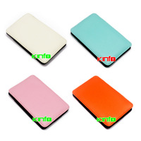 """colorful Leather External 2.5"""" HDD Protective Portable Sleeve Case 0.32-LB2502"""