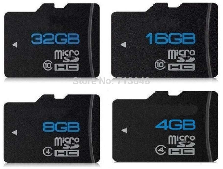 Real capacity 64GB Micro SD card SDHC Transflash TF Memory card 2GB 4GB 8GB 16GB 32GB flash with card reader(China (Mainland))