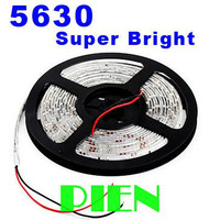 5630 LED Strip Light Luminaria 300 LED 5M tiras iluminacion luz Cold white Waterproof Super bright 12V DC Free Shipping 5M