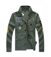 2013 Korean badge new unique personality style fashion coats men autumnfashion casual jackets men genuine free shipping